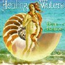 HEALING WATERS SOOTHING FLUTE MUSIC CD COVER