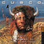 CUSCO APURIMAC V.3 SOUTH AMERICAN FLUTES MUSIC CD COVER
