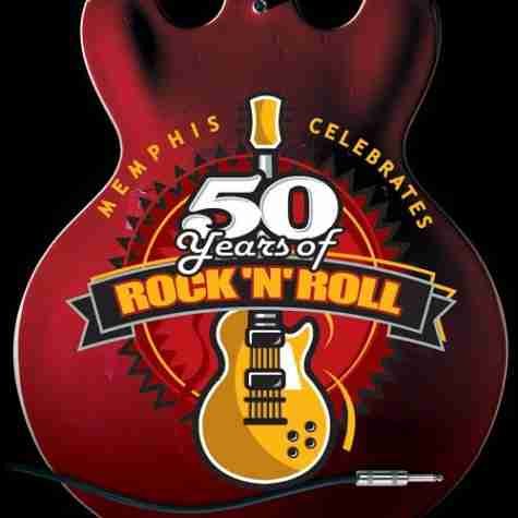50 YEARS OF ROCK N ROLL MEMPHIS CD