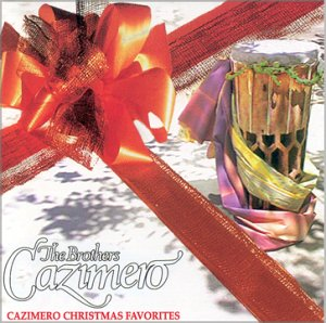 CAZIMERO HAWAIIAN CHRISTMAS CD