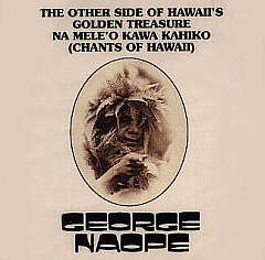 ANCIENT HAWAIIAN CHANTS OF HAWAII VOCAL MUSIC CD