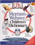 WEBSTERS CHILDRENS DICTIONARY PAPERBACK BOOK