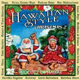 BUY MELE KALIKIMAKA HAWAIIAN STYLE CHRISTMAS MUSIC CD