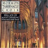 BUY CHRISTMAS MUSIC CD JESU JOY OF MANS DESIRING MESSIAH MORMON TABERNACLE CHOIR