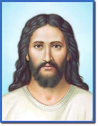 PORTRAIT JESUS CHRIST PAINTING