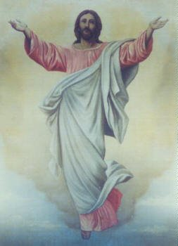 EASTER CHRISTIAN RESURRECTION PICTURE