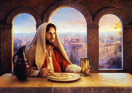 JESUS THE LAST SUPPER PICTURES OF JESUS ART