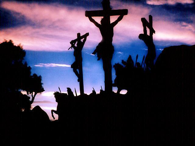 JESUS CROSS DEATH BY CRUCIFIXION II