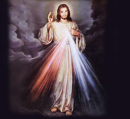 MAY THE SACRED HEART OF JESUS BLESS YOU