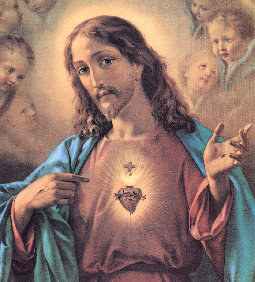 SACRED HEART OF JESUS III