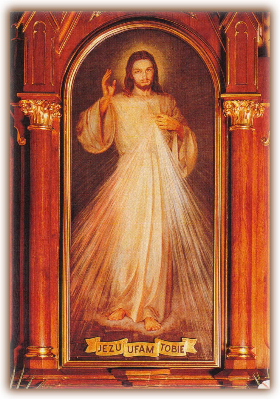 SACRED HEART OF JESUS V