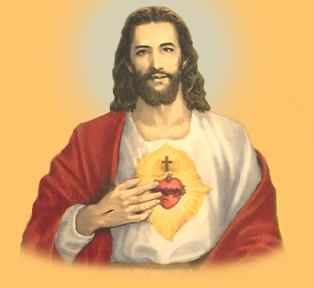 PAINTINGS SACRED HEART V