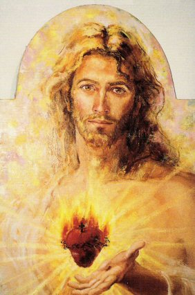 SOLEMNITY OF SACRED HEART OF JESUS