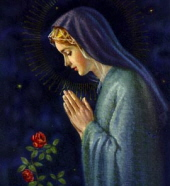 ST AUGUSTINE ON THE VIRGIN MARY