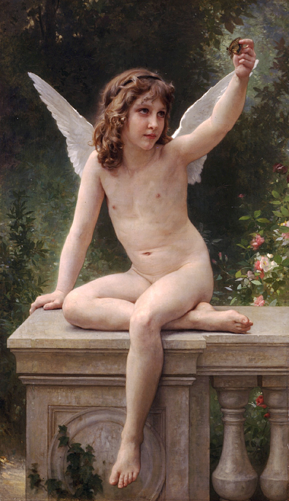 CUPID ANGEL OF LOVE