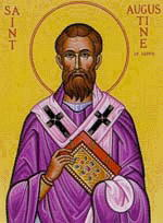 BIOGRAPHY OF SAINT AUGUSTINE