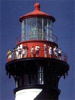 ST AUGUSTINE FLORIDA LIGHTHOUSE PHOTO 2008