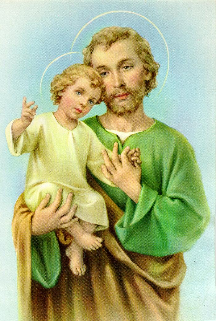 ST JOSEPH PRAYERS