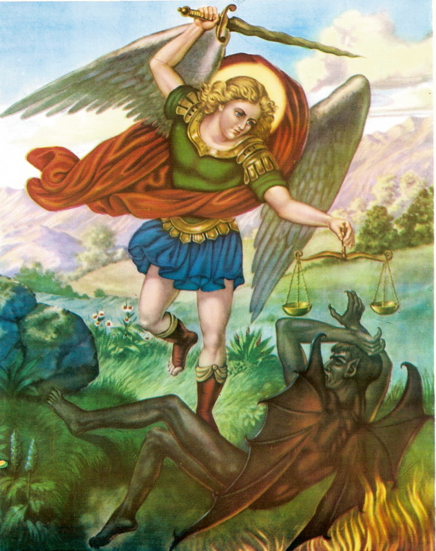 SAINT MICHAEL ARCHANGEL PICTURES GALLERY