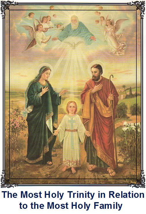 HOLY FAMILY PICTURES