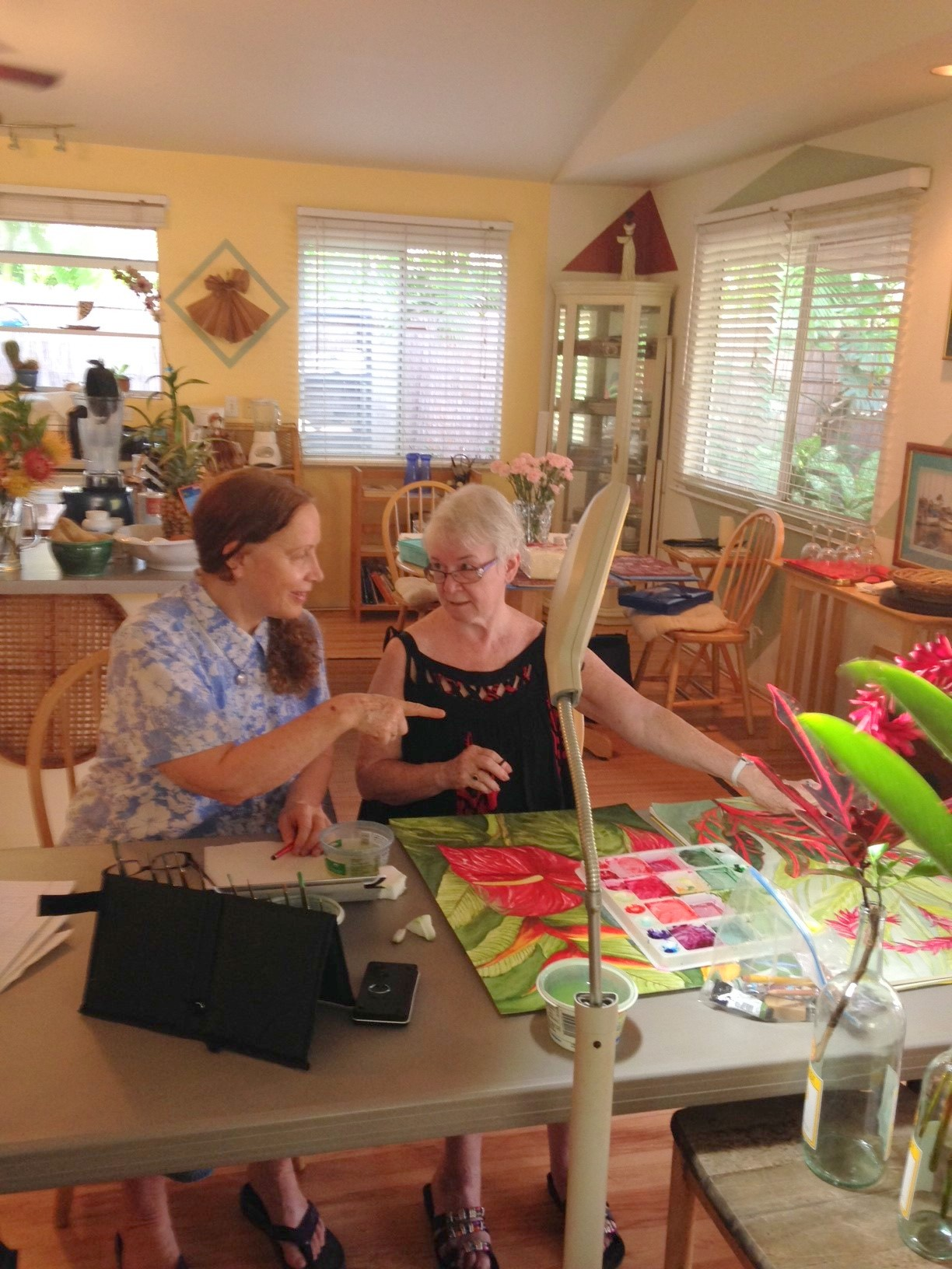 Private Art Classes & Group Classes for Adults